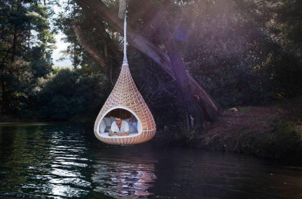 Treehouses Urban Utopia
